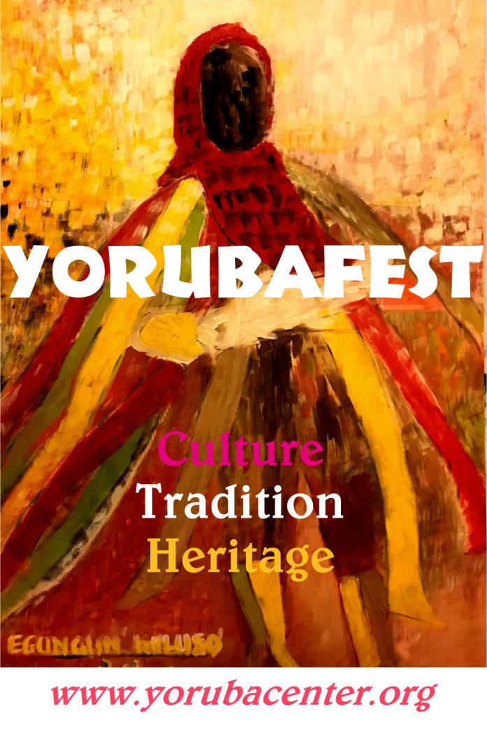 Yoruba Poster